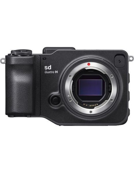 Sigma SD Quattro H Aparat Foto Mirrorless 45MP